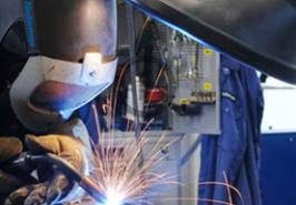 Welding Fumes and Smoke Dust Collectors